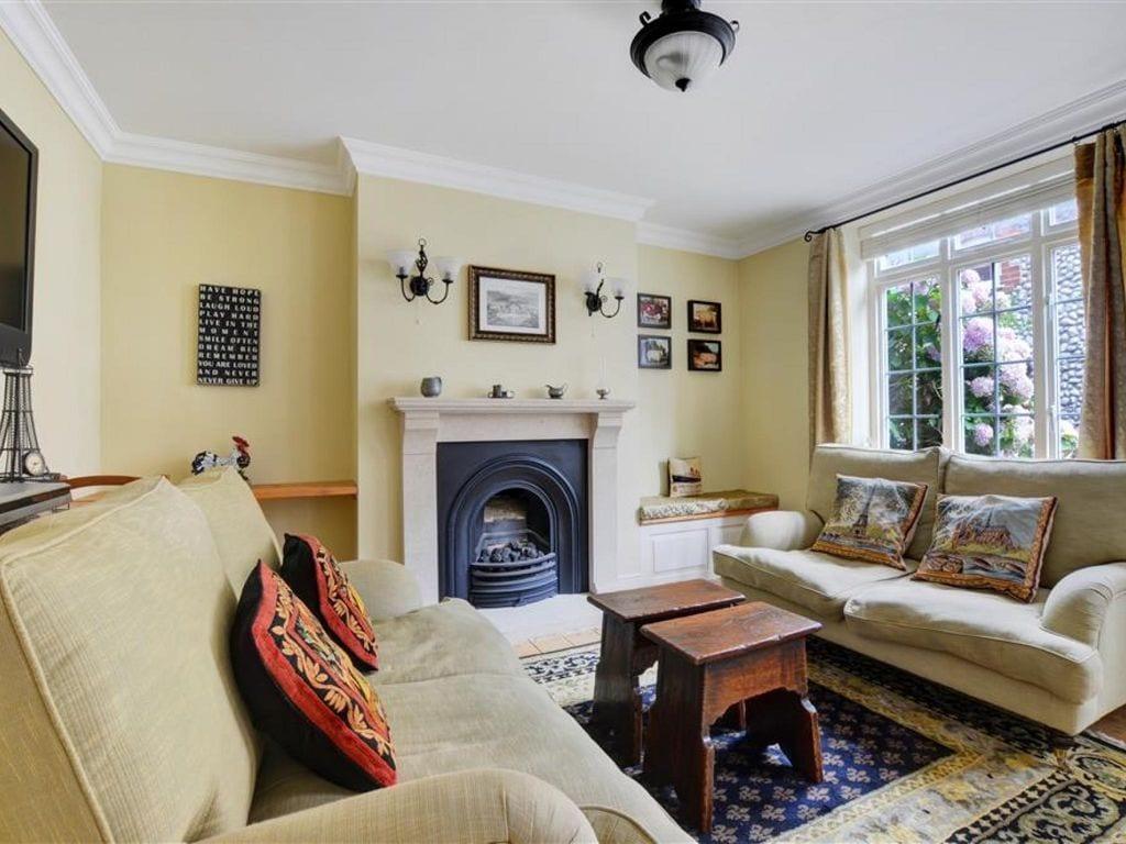 Ferienhaus Viktorianisches Ferienhaus in Sheringham nahe der Küste (2107821), Sheringham, Norfolk, England, Grossbritannien, Bild 4