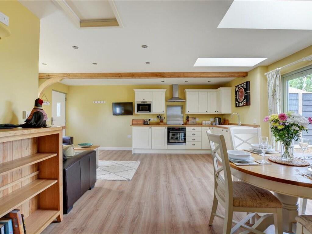 Ferienhaus Ruhiges Ferienhaus in Reepham mit Terrasse (2107752), Kerdiston, Norfolk, England, Grossbritannien, Bild 2
