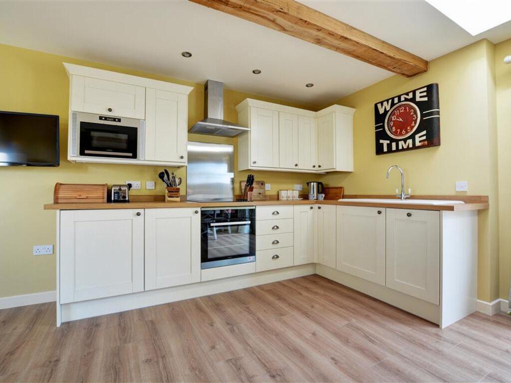 Ferienhaus Ruhiges Ferienhaus in Reepham mit Terrasse (2107752), Kerdiston, Norfolk, England, Grossbritannien, Bild 3