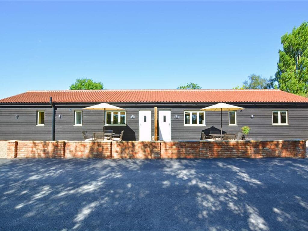 Ferienhaus Ruhiges Ferienhaus in Reepham mit Terrasse (2107752), Kerdiston, Norfolk, England, Grossbritannien, Bild 14
