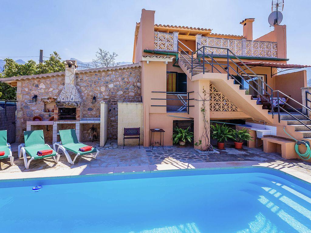 Villa 6 Ferienhaus in Spanien