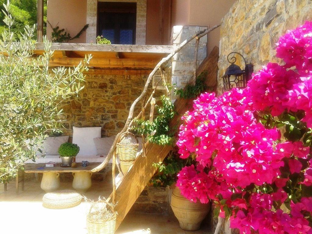 Holiday house Evia Fox House (2084644), Nerotrivia, , Euboea, Greece, picture 36