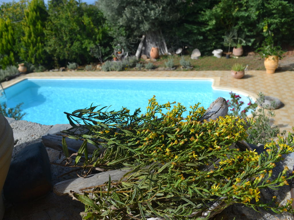 Holiday house Evia Fox House (2084644), Nerotrivia, , Euboea, Greece, picture 8