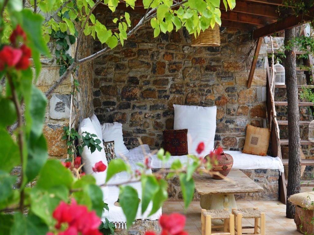 Holiday house Evia Fox House (2084644), Nerotrivia, , Euboea, Greece, picture 37