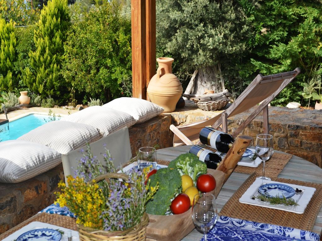 Holiday house Evia Fox House (2084644), Nerotrivia, , Euboea, Greece, picture 27