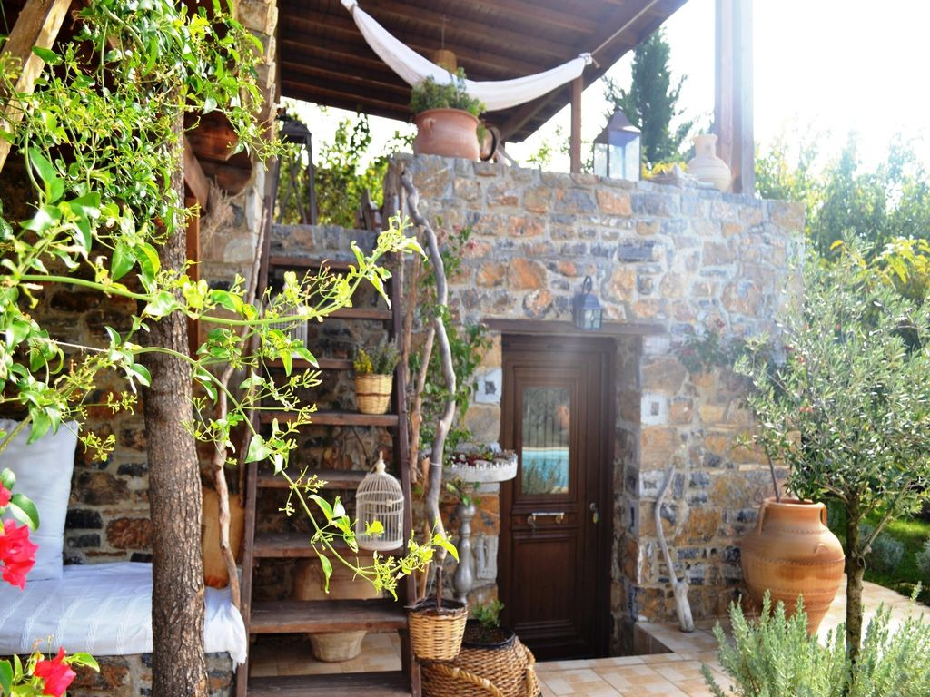 Holiday house Evia Fox House (2084644), Nerotrivia, , Euboea, Greece, picture 38
