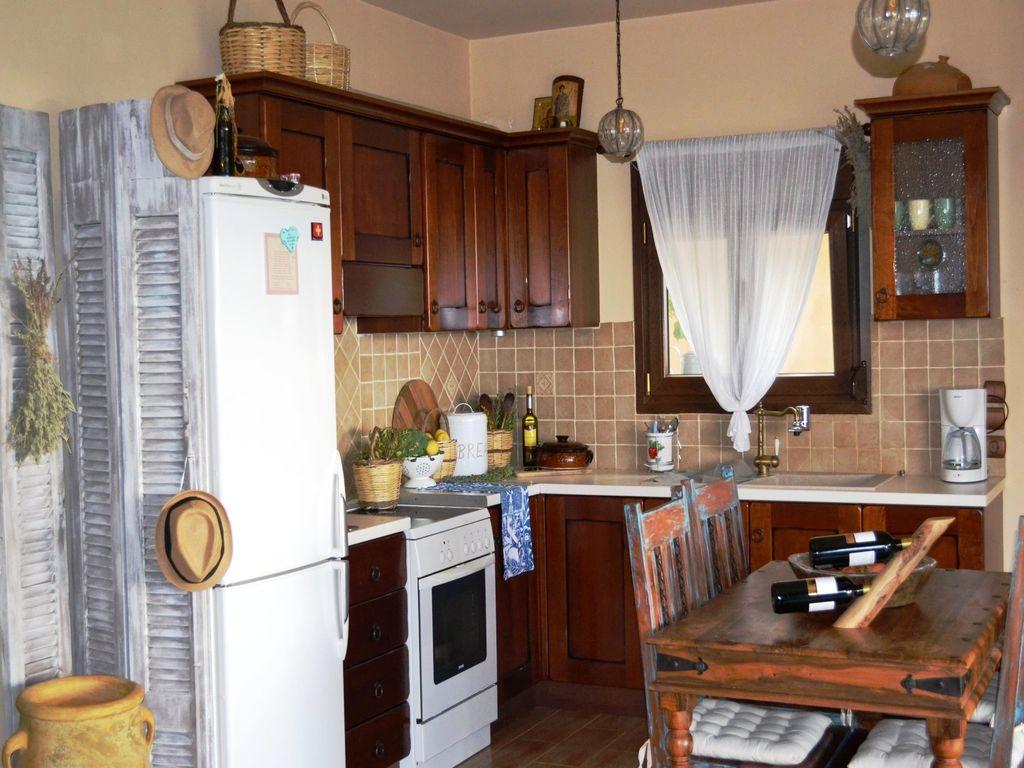 Holiday house Evia Fox House (2084644), Nerotrivia, , Euboea, Greece, picture 20
