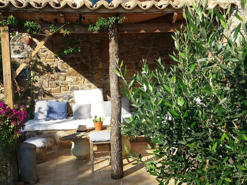 Holiday house Evia Fox House (2084644), Nerotrivia, , Euboea, Greece, picture 29