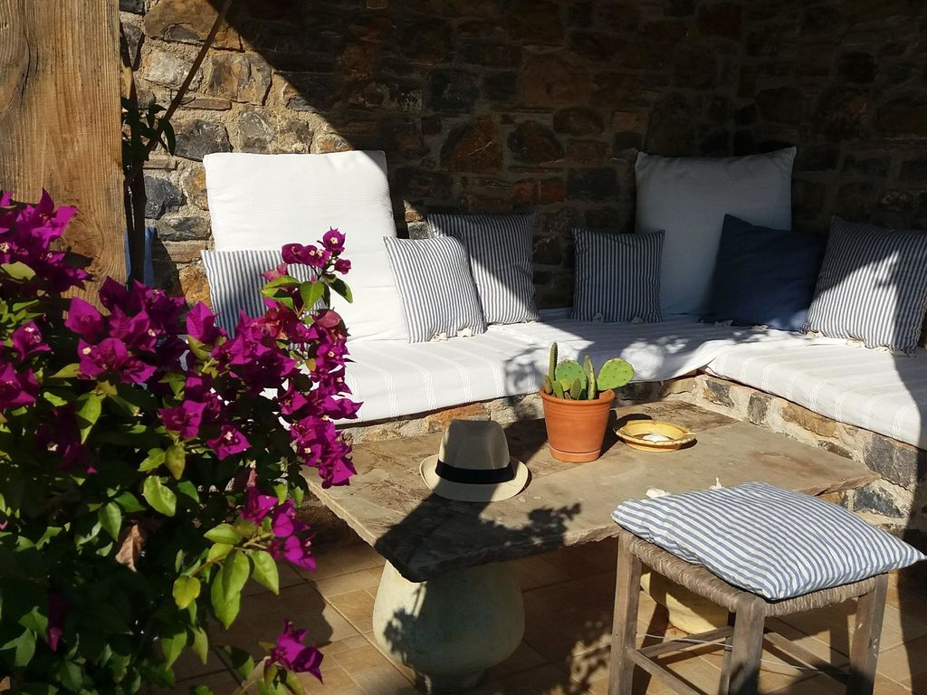 Holiday house Evia Fox House (2084644), Nerotrivia, , Euboea, Greece, picture 32