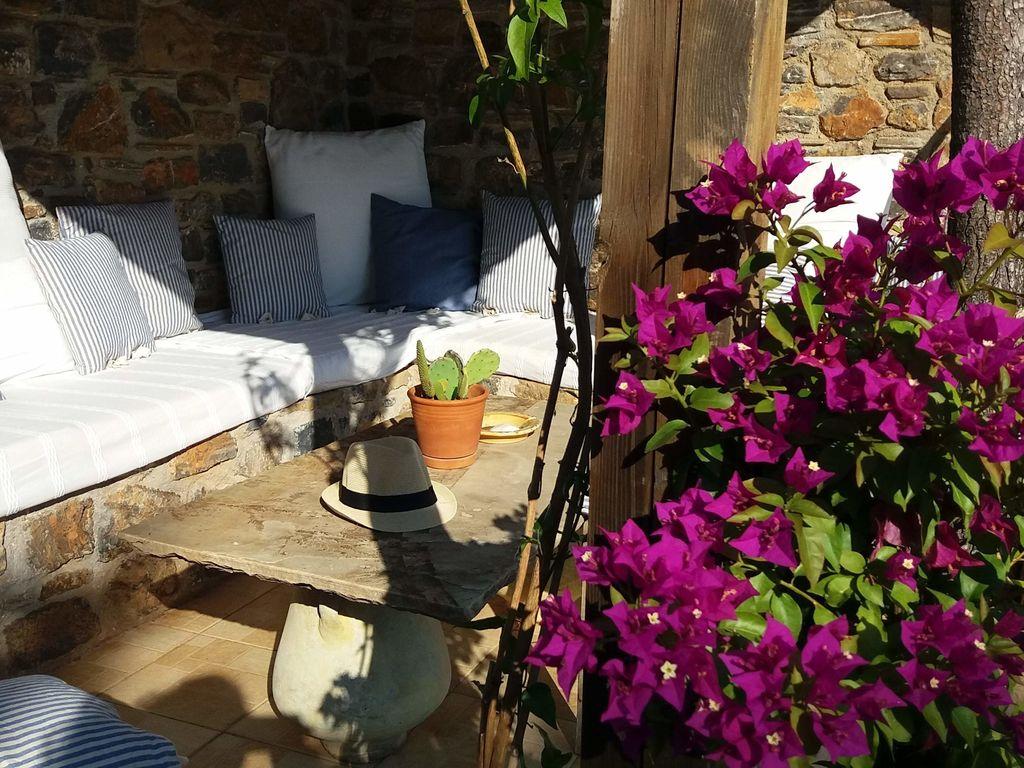Holiday house Evia Fox House (2084644), Nerotrivia, , Euboea, Greece, picture 31
