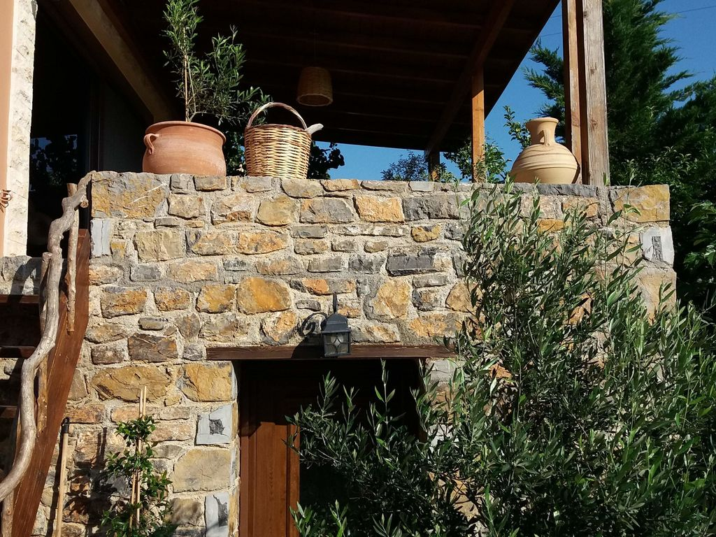 Holiday house Evia Fox House (2084644), Nerotrivia, , Euboea, Greece, picture 3