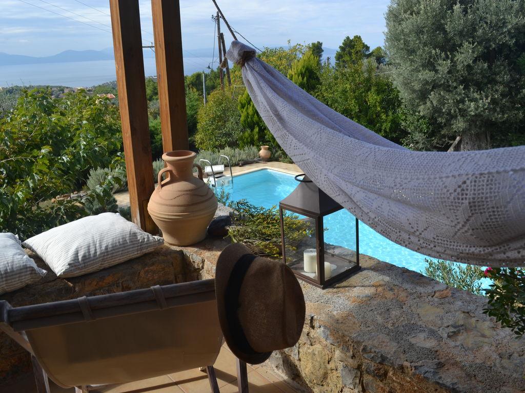 Holiday house Evia Fox House (2084644), Nerotrivia, , Euboea, Greece, picture 13