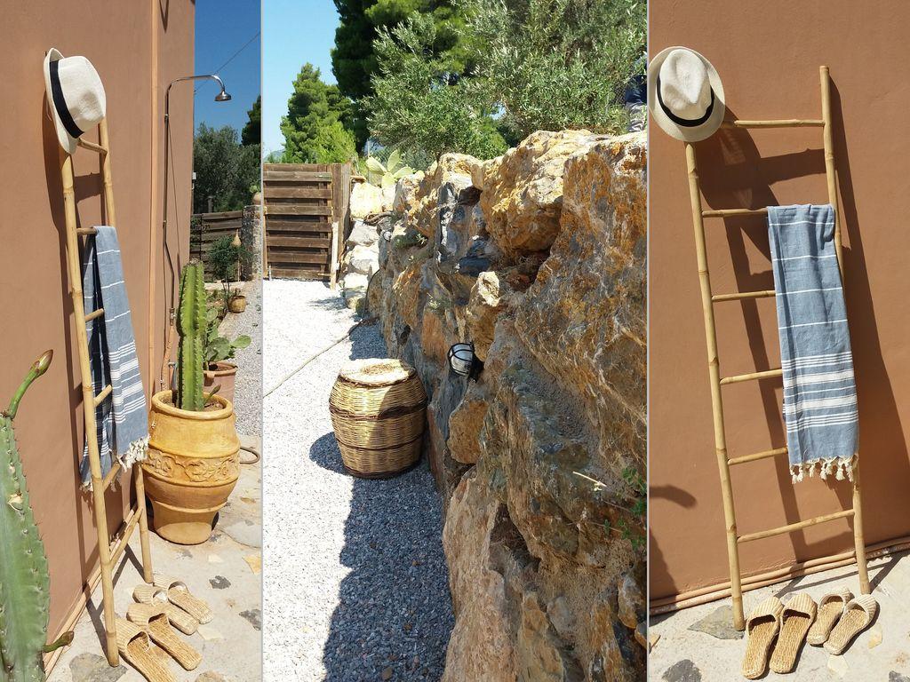 Holiday house Evia Fox House (2084644), Nerotrivia, , Euboea, Greece, picture 4