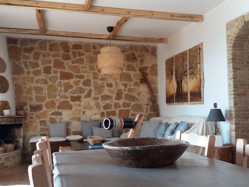 Holiday house Evia Fox House (2084644), Nerotrivia, , Euboea, Greece, picture 19
