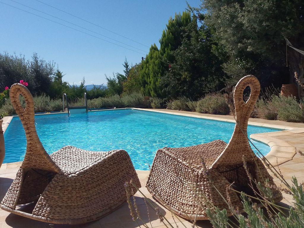 Holiday house Evia Fox House (2084644), Nerotrivia, , Euboea, Greece, picture 6
