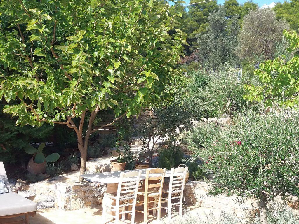 Holiday house Evia Fox House (2084644), Nerotrivia, , Euboea, Greece, picture 35