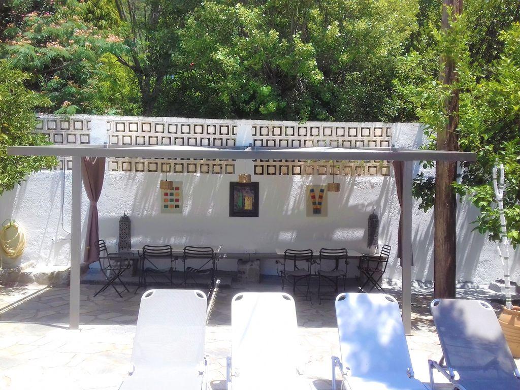 Holiday house Villa Nepheli (2100253), Marathias, , Central Greece, Greece, picture 4