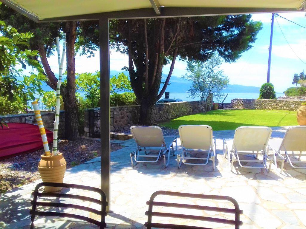 Holiday house Villa Nepheli (2100253), Marathias, , Central Greece, Greece, picture 24