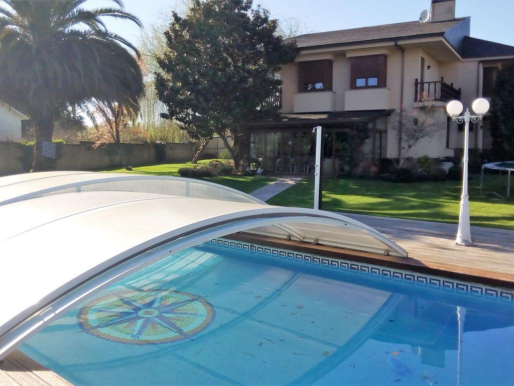 Ferienhaus Villa playa Sada (2118088), Bergondo, Rias Altas, Galicien, Spanien, Bild 1
