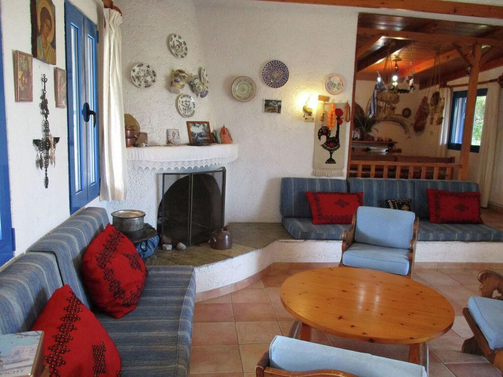 Ferienhaus Country house with private beach Ground floor (2099552), Arkitsa, , Zentralgriechenland, Griechenland, Bild 4