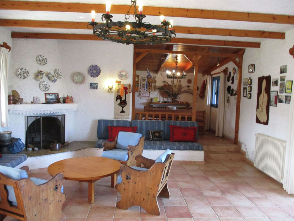 Ferienhaus Country house with private beach Ground floor (2099552), Arkitsa, , Zentralgriechenland, Griechenland, Bild 5