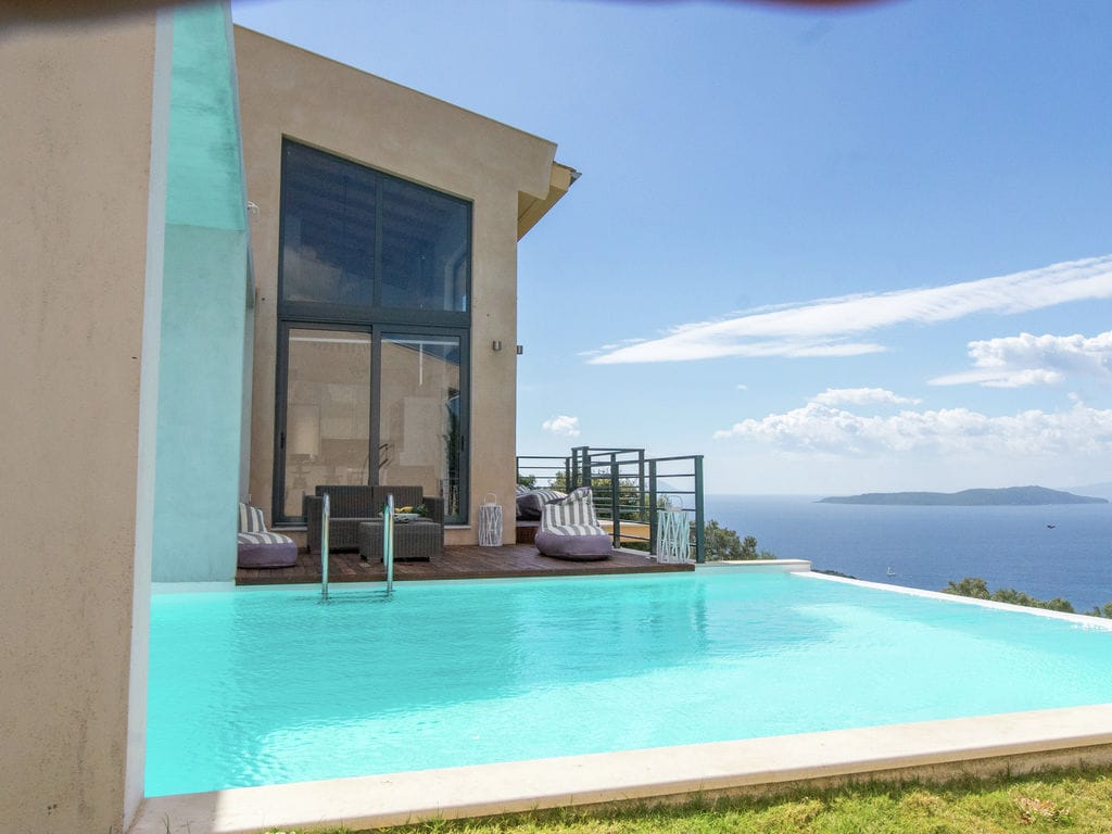 Holiday house Moderne Villa in Sivota mit eigenem Pool (2113453), Vasiliki, Lefkada, Ionian Islands, Greece, picture 4