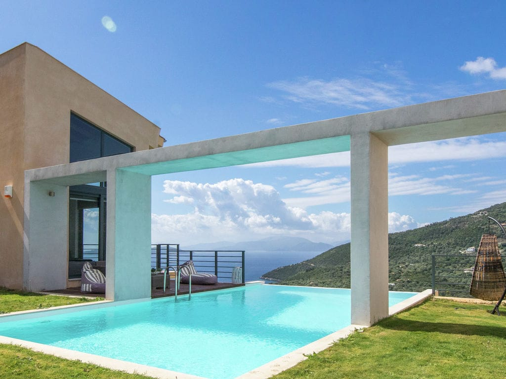 Holiday house Moderne Villa in Sivota mit eigenem Pool (2113453), Vasiliki, Lefkada, Ionian Islands, Greece, picture 5
