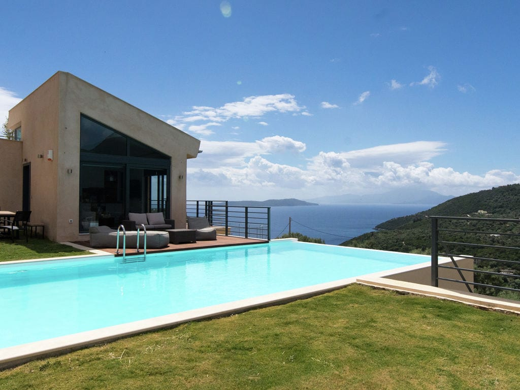 Holiday house Moderne Villa in Sivota mit eigenem Pool (2113453), Vasiliki, Lefkada, Ionian Islands, Greece, picture 2