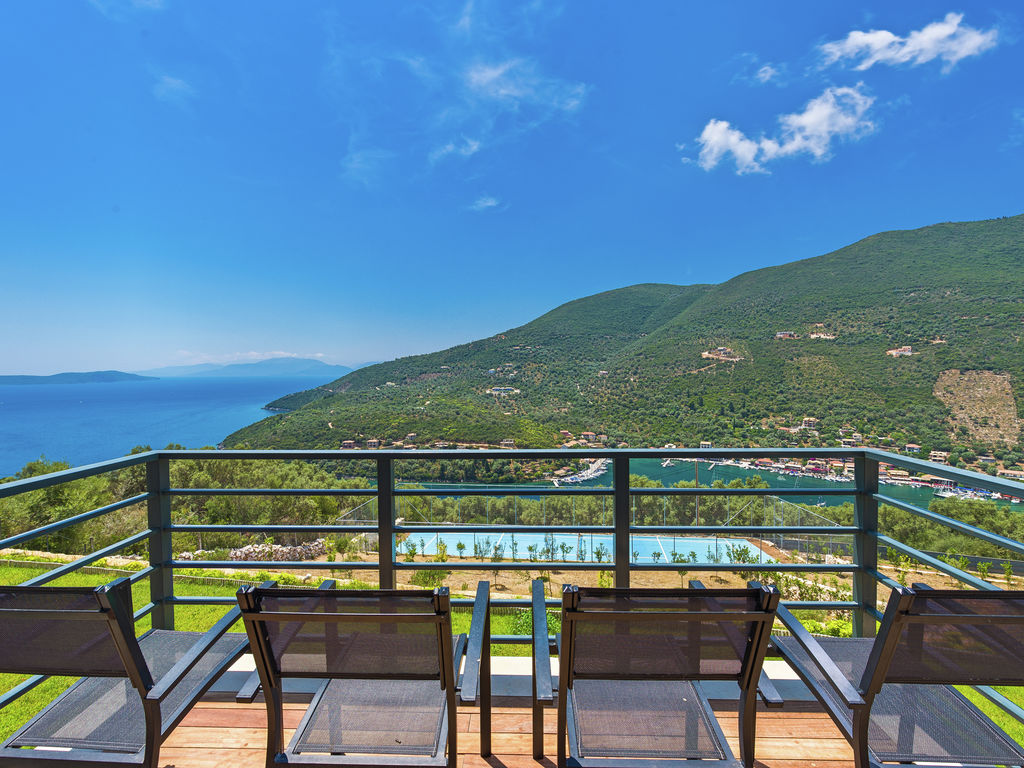 Holiday house Moderne Villa in Sivota mit eigenem Pool (2113453), Vasiliki, Lefkada, Ionian Islands, Greece, picture 13