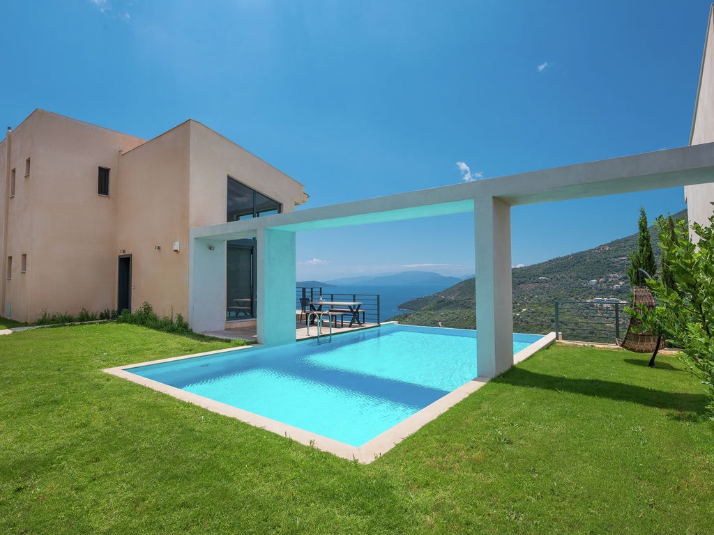 Holiday house Moderne Villa in Sivota mit eigenem Pool (2113453), Vasiliki, Lefkada, Ionian Islands, Greece, picture 3