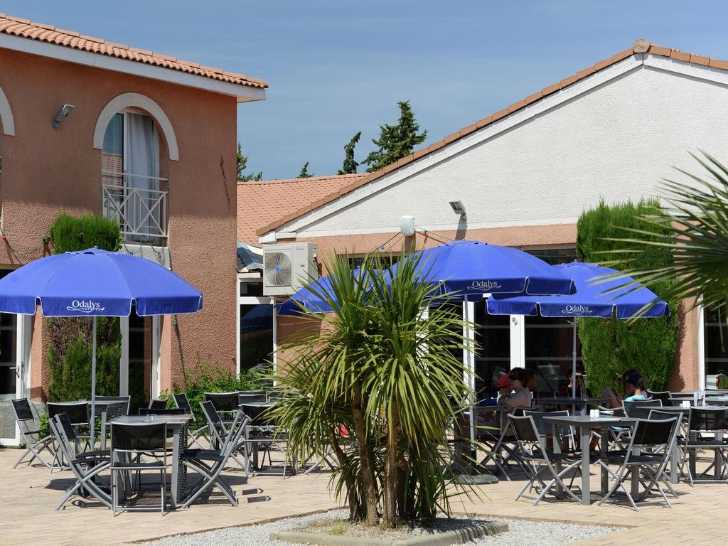 Ferienhaus Gemütliches Ferienhaus mit Terrasse inmitten von Weinbergen (2104933), Cuxac d'Aude, Mittelmeerküste Aude, Languedoc-Roussillon, Frankreich, Bild 12