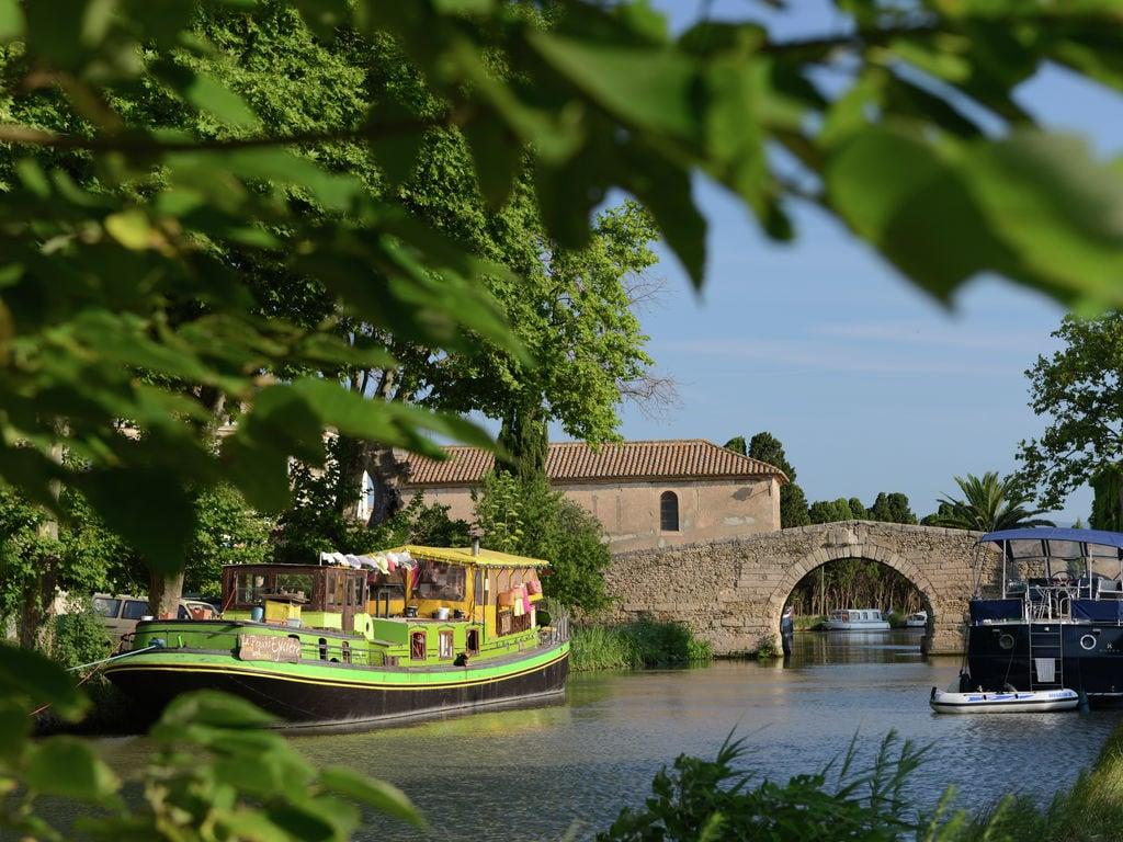 Ferienhaus Gemütliches Ferienhaus mit Terrasse inmitten von Weinbergen (2104932), Cuxac d'Aude, Mittelmeerküste Aude, Languedoc-Roussillon, Frankreich, Bild 16