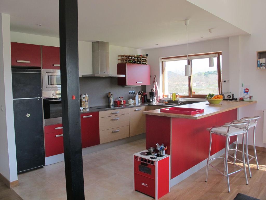 Ferienhaus Modernes Ferienhaus am Meer in Kantabrien (2112462), Las Pilas, , Kantabrien, Spanien, Bild 3