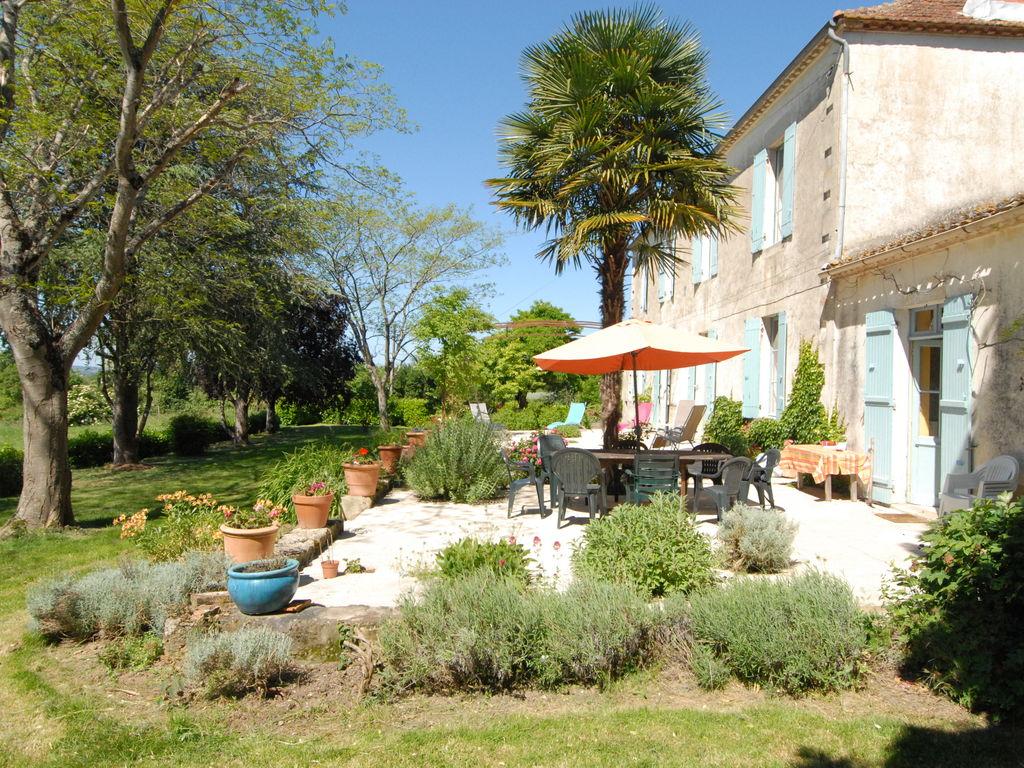 Maison de vacances Gehobenes Landhaus in Neuffons mit Swimmingpool und Garten (2100734), Monségur, Gironde, Aquitaine, France, image 2