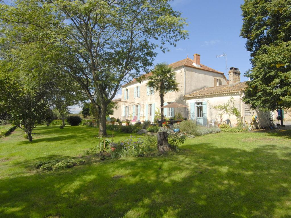 Maison de vacances Gehobenes Landhaus in Neuffons mit Swimmingpool und Garten (2100734), Monségur, Gironde, Aquitaine, France, image 31