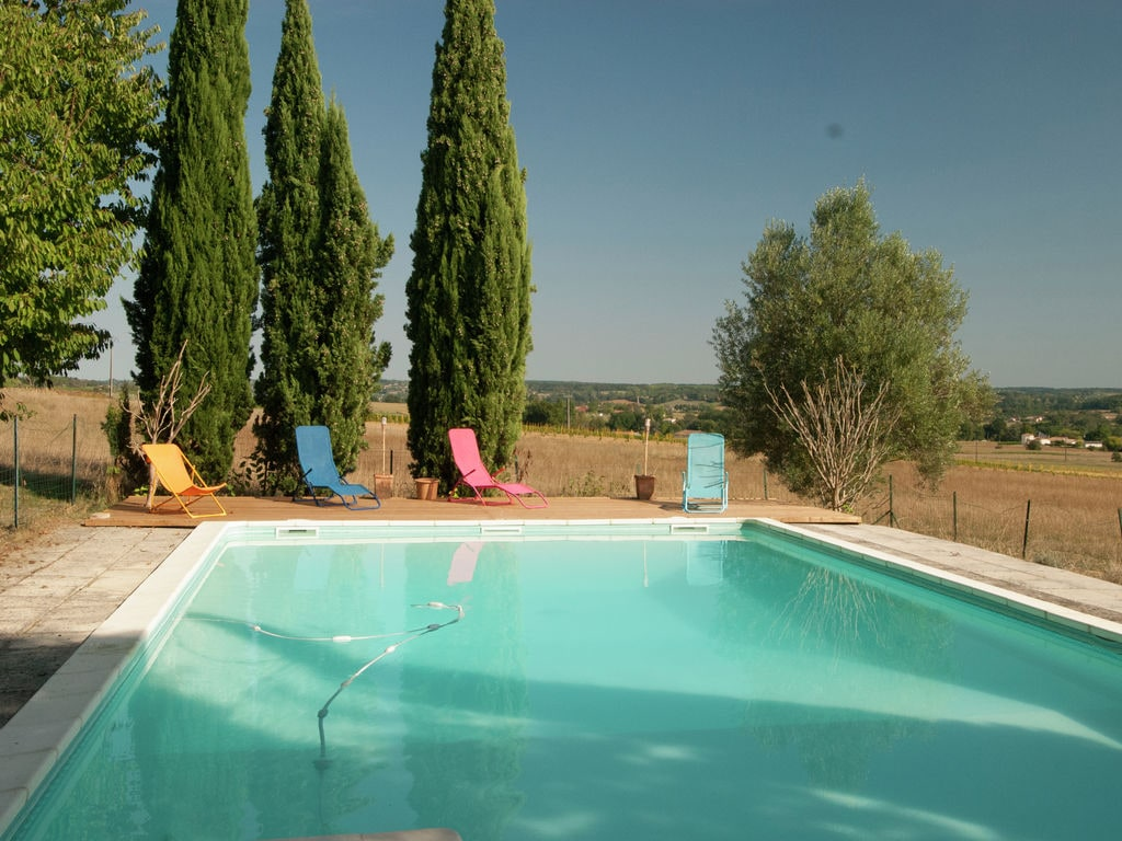 Maison de vacances Gehobenes Landhaus in Neuffons mit Swimmingpool und Garten (2100734), Monségur, Gironde, Aquitaine, France, image 4