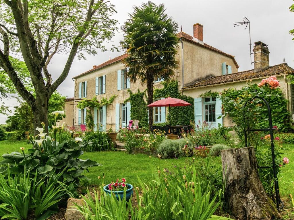 Maison de vacances Gehobenes Landhaus in Neuffons mit Swimmingpool und Garten (2100734), Monségur, Gironde, Aquitaine, France, image 32