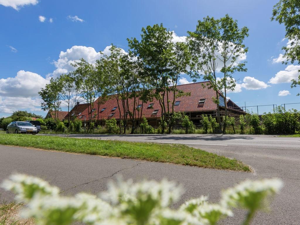 De Zeeuwse Schuur - comfort 6 personen Ferienhaus  Oostkapelle