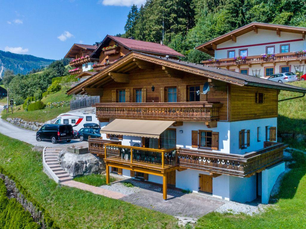 Holiday house Bella Vista XL (2107243), Wald im Pinzgau, Pinzgau, Salzburg, Austria, picture 1