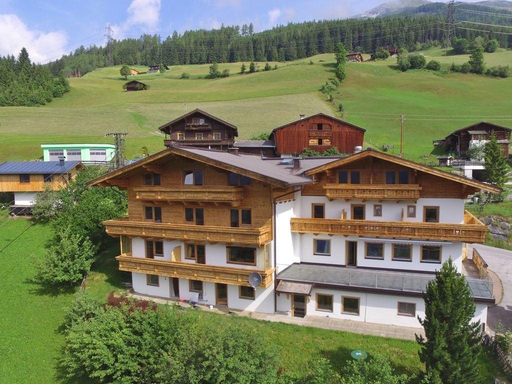 Chalet Bergerblick Zillertal Arena Ferienhaus