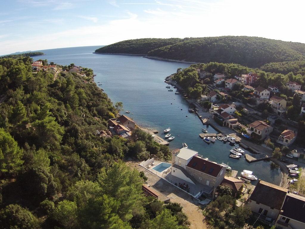 Seaside villa Luka Ferienhaus  kroatische Inseln