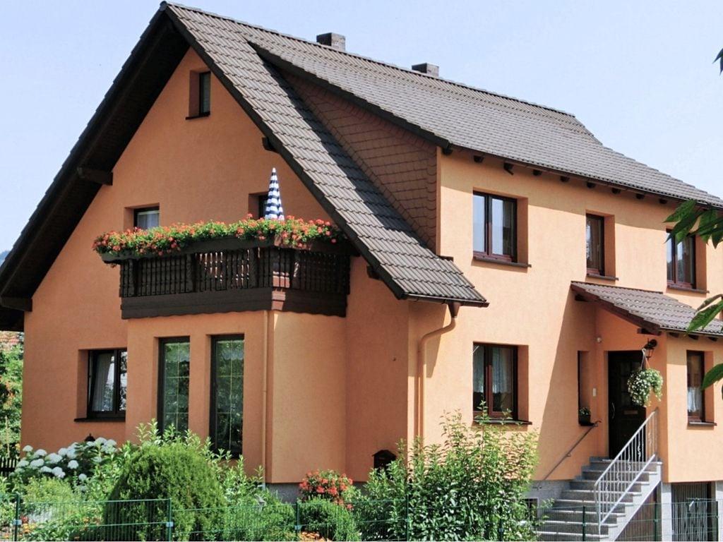 Holiday apartment Schönes Ferienhaus in Floh-Seligenthal am Waldrand (2119775), Kleinschmalkalden, Thuringian Forest, Thuringia, Germany, picture 1