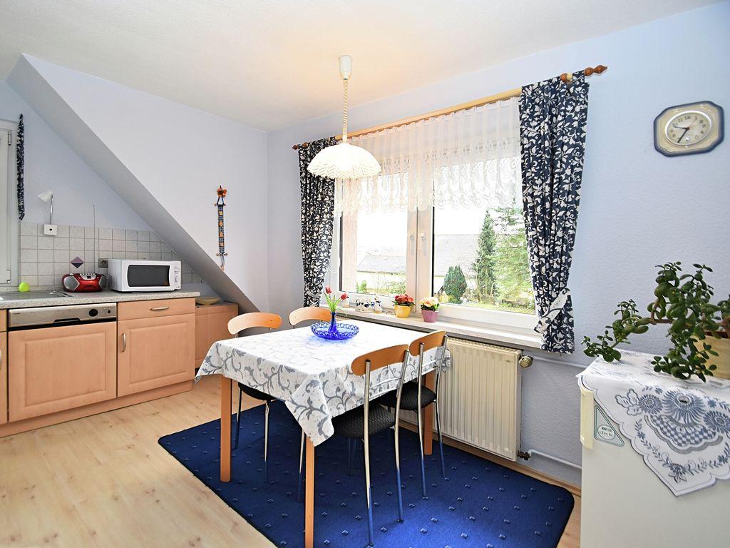 Holiday apartment Schönes Ferienhaus in Floh-Seligenthal am Waldrand (2119775), Kleinschmalkalden, Thuringian Forest, Thuringia, Germany, picture 4