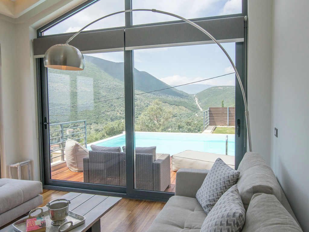 Holiday house Villa Fallon (2118078), Sivota, Lefkada, Ionian Islands, Greece, picture 33