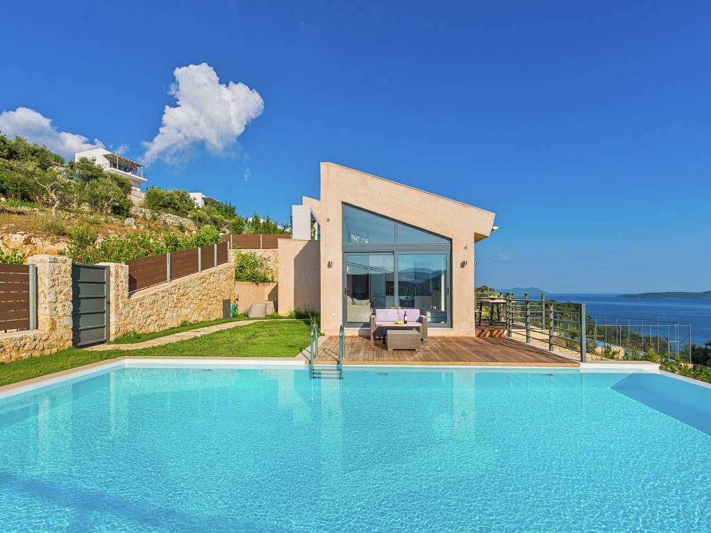 Holiday house Wunderschöne Villa in Sivota mit Swimmingpool (2118078), Vasiliki, Lefkada, Ionian Islands, Greece, picture 7