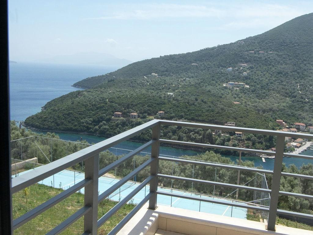 Holiday house Schöne Villa in Sivota mit Swimmingpool (2118100), Vasiliki, Lefkada, Ionian Islands, Greece, picture 7