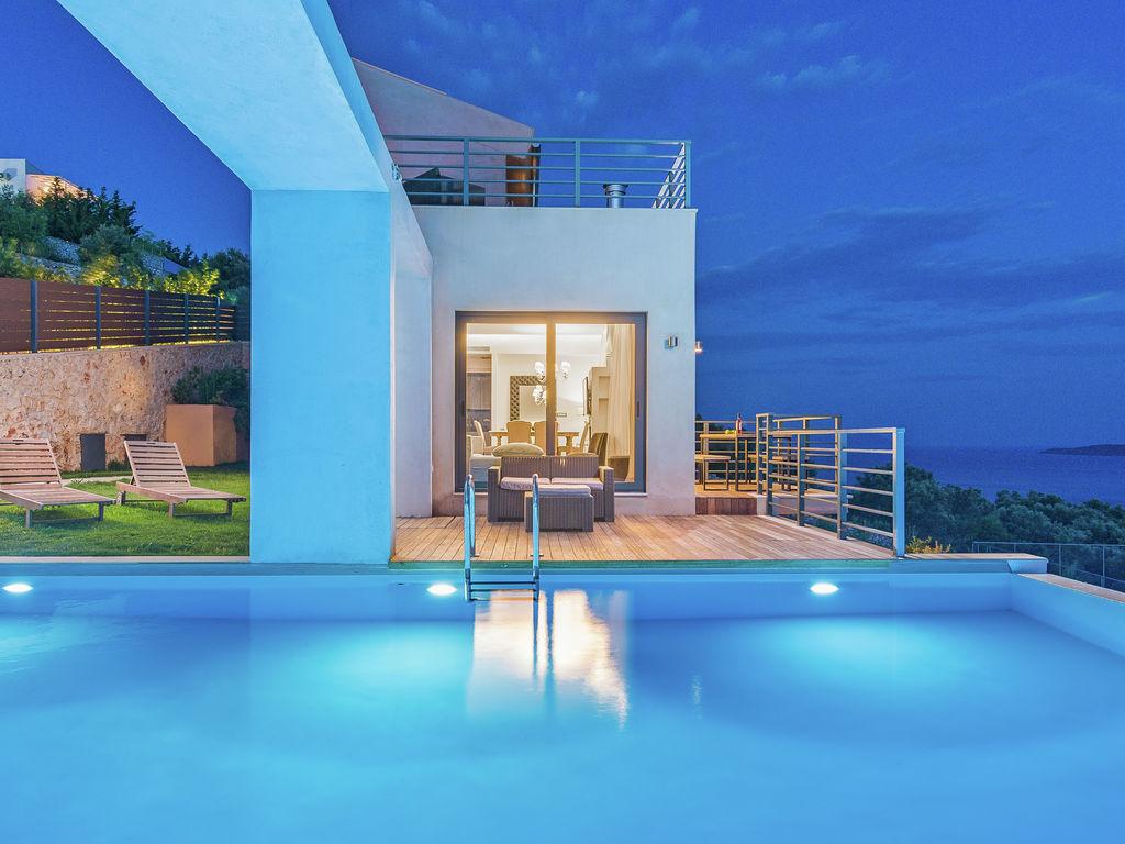 Holiday house Schöne Villa in Sivota mit Swimmingpool (2118100), Vasiliki, Lefkada, Ionian Islands, Greece, picture 2