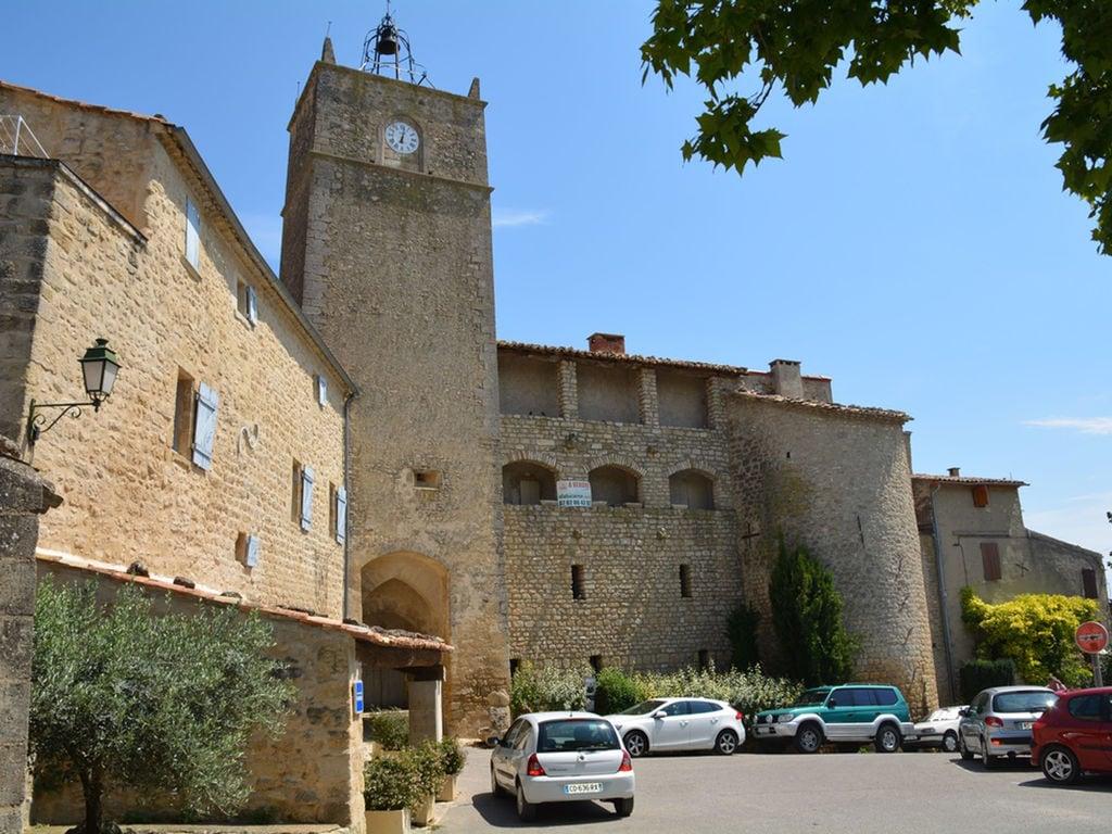 Maison de vacances Hochwertige Villa in Wien mit Schwimmbad (2485293), Saint Martin de Castillon, Vaucluse, Provence - Alpes - Côte d'Azur, France, image 33