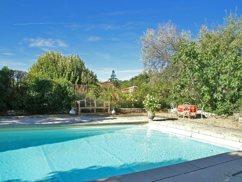 Maison de vacances Hochwertige Villa in Wien mit Schwimmbad (2485293), Saint Martin de Castillon, Vaucluse, Provence - Alpes - Côte d'Azur, France, image 6
