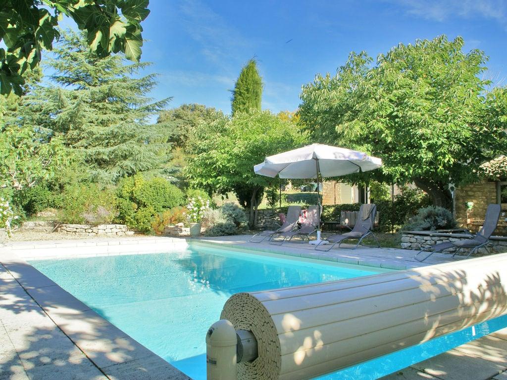 Maison de vacances Hochwertige Villa in Wien mit Schwimmbad (2485293), Saint Martin de Castillon, Vaucluse, Provence - Alpes - Côte d'Azur, France, image 7
